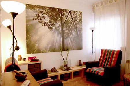 Imagen de uno de los despachos de Escúchate Psicólogos Madrid, por qué somos buenos psicólogos