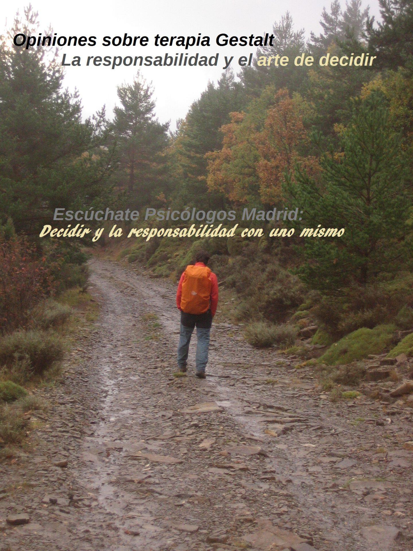 Responsabilidad y gestalt