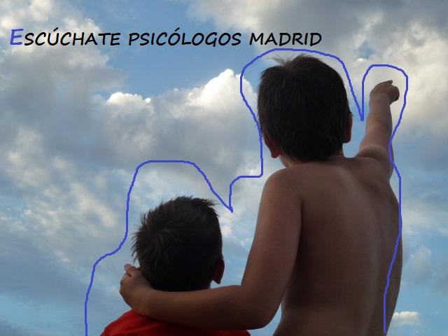 Escúchate Psicologos Madrid. Hermandad y hermanos